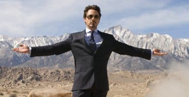 Tony Stark. Ingresos residuales